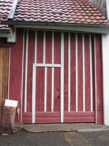 Portes extérieures, intérieures, de granges, d'atelier…